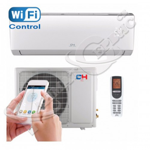 Кондиционер COOPER&HUNTER Arctic Inverter CH-S12FTXLA with Wi-Fi